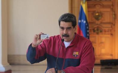 EE UU ofrece 15 millones de dólares de recompensa para quien arreste a Maduro