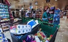 Euskadi garantiza el suministro de sus alimentos básicos