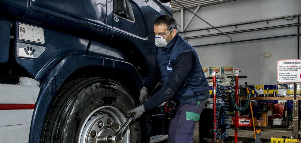 Los empresarios creen que el parón industrial «condenará» a Álava «durante los próximos años»
