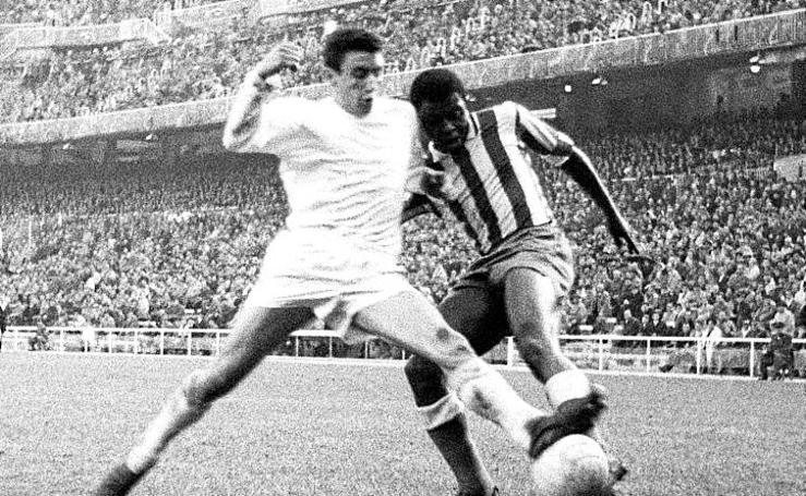 Jones, el guineano que pudo jugar en el Athletic