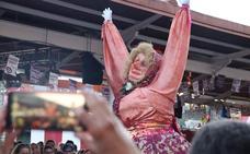 Bilboko Konpartsak llama a celebrar este jueves desde casa «la cuenta atrás» para una Aste Nagusia que está en el aire