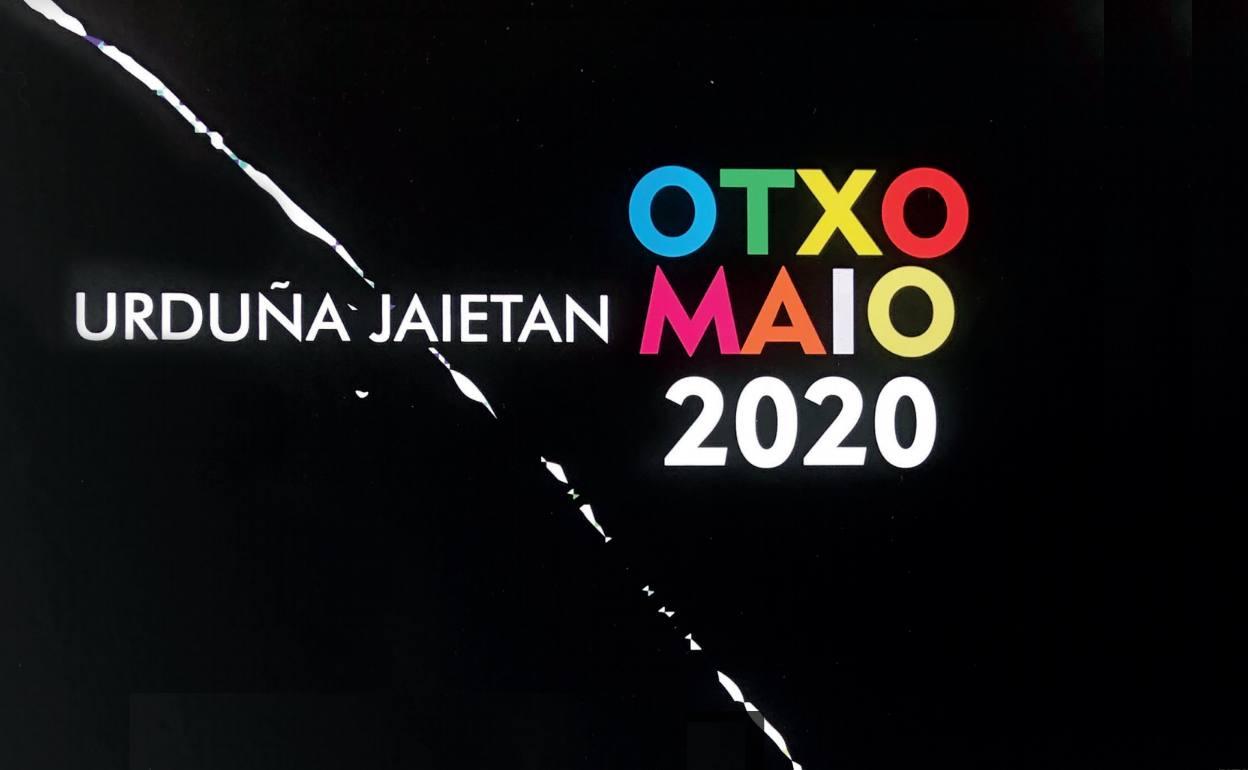 Programa de fiestas de Orduña 2020: Otxomaio Etxetik