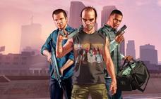 Descarga GTA V gratis en la Epic Games Store