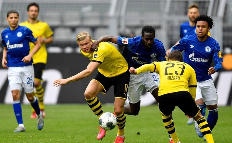 Regresa la Bundesliga sin público