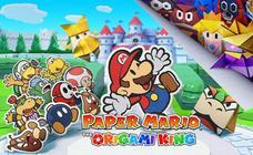 'Paper Mario: The Origami King' anunciado para Nintendo Switch