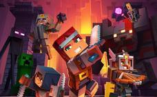 'Minecraft Dungeons': Mazmorras al cubo