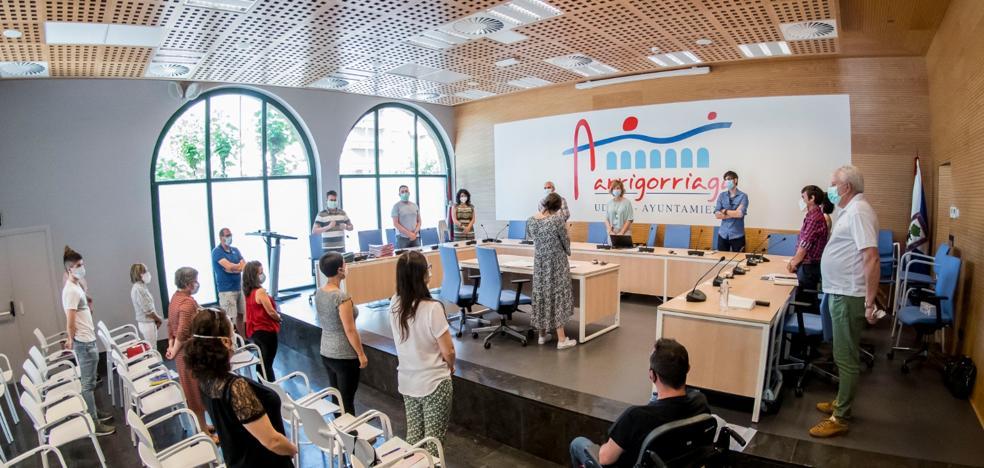 Arrigorriaga saca adelante su paquete de medidas de medio de millón de euros para paliar la crisis sanitaria