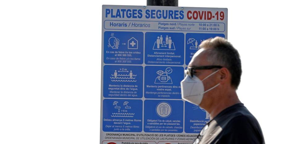España trabaja en rutas seguras para recibir turistas en la segunda mitad junio