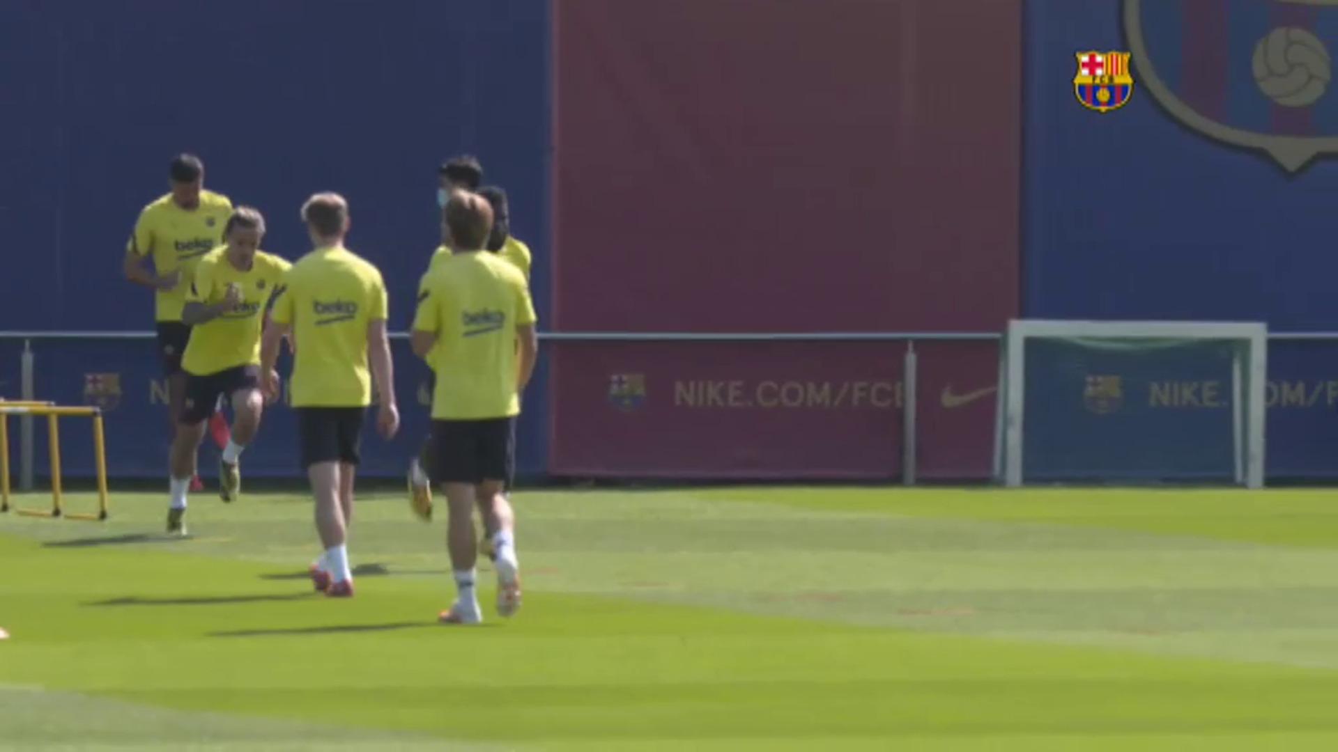 Cinco jugadores y dos técnicos del Barça pasaron el coronavirus sin síntomas