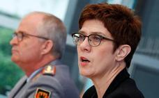 Alemania admite la infiltración de la ultraderecha en su Ejército