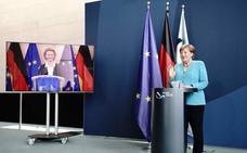 Merkel asume pilotar a la UE para superar «el peor momento de su historia»