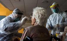 Los juzgados investigan 30 causas contra residencias de ancianos por la gestión sanitaria