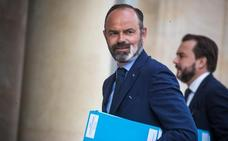 Édouard Philippe, la flemática mano conservadora del 'macronismo'