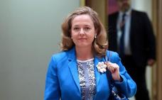 Francia anuncia su apoyo a Calviño en la presidencia del Eurogrupo