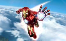 Iron Man VR: En la armadura de Tony Stark