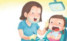 Mi hijo tiene miedo al dentista