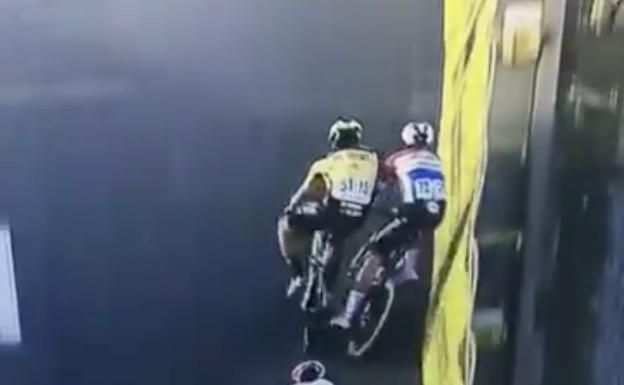 Los médicos tratarán hoy de reanimar al ciclista Jakobsen