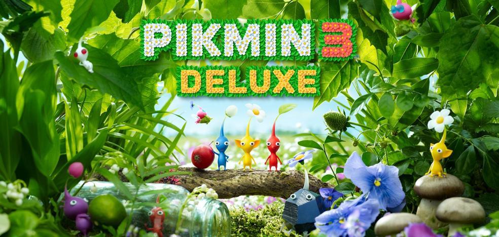'Pikmin 3 Deluxe' anunciado para Nintendo Switch