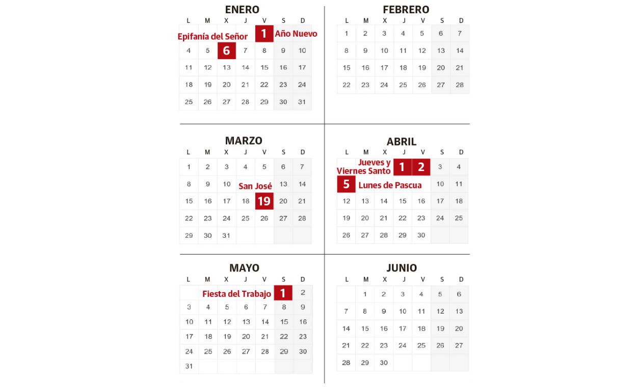 Calendario escolar 2020 2021 en Euskadi | El Correo