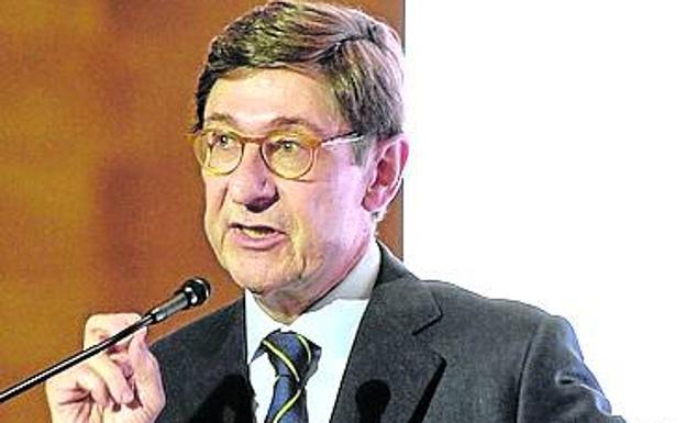 'Goiri', un vasco en lo más alto de la banca española