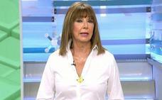 Ana Rosa agradece a Sussana Griso el apoyo por su polémico look