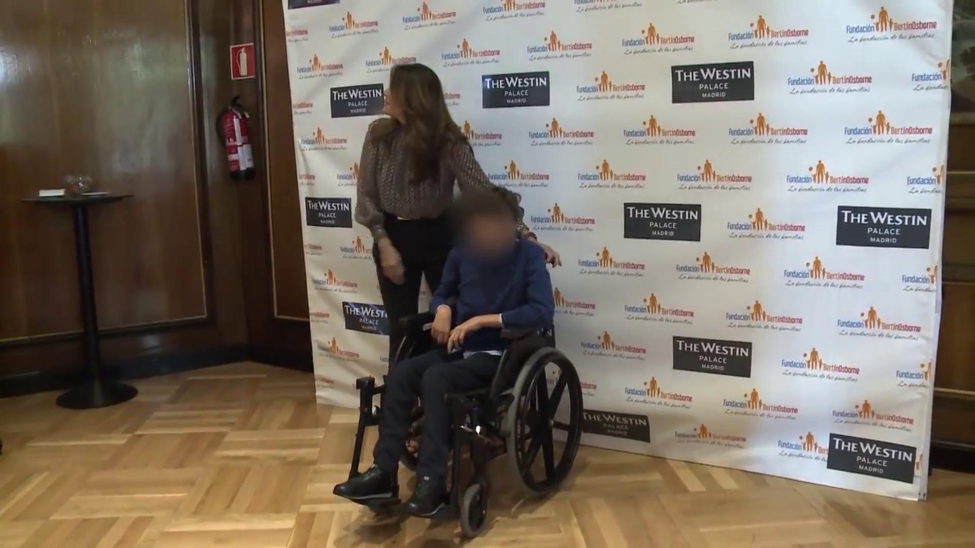 Bertín Osborne echa de menos a su familia, que guarda cuarentena en Madrid