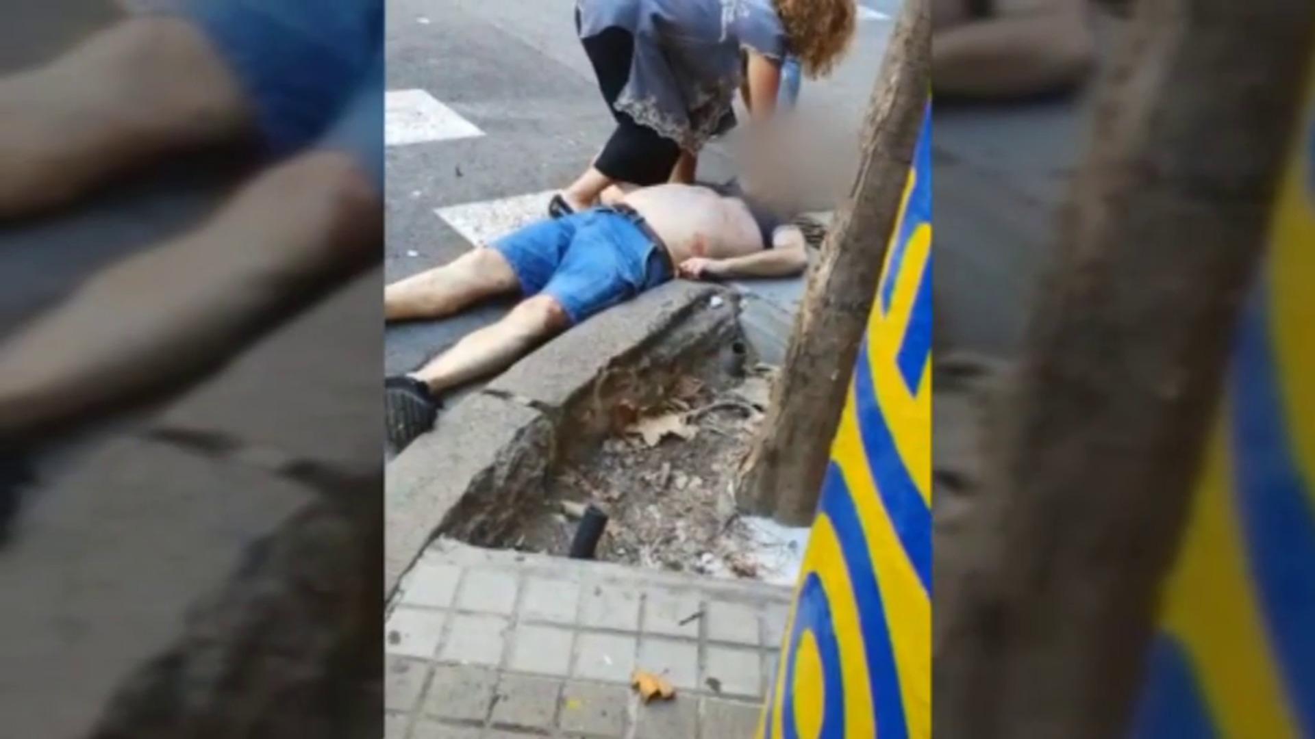 Fallece el conductor de un patinete eléctrico en un choque en Barcelona