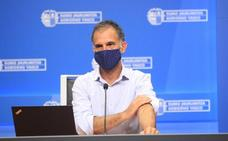 Directo: rueda de prensa de Ignacio Garitano para informar sobre la última hora del coronavirus en Euskadi