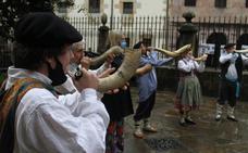 Las mejores imágenes del tradicional acto de la llamada a Juntas