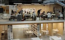 Así es el Centro Superior de Diseño de Zorrozaurre
