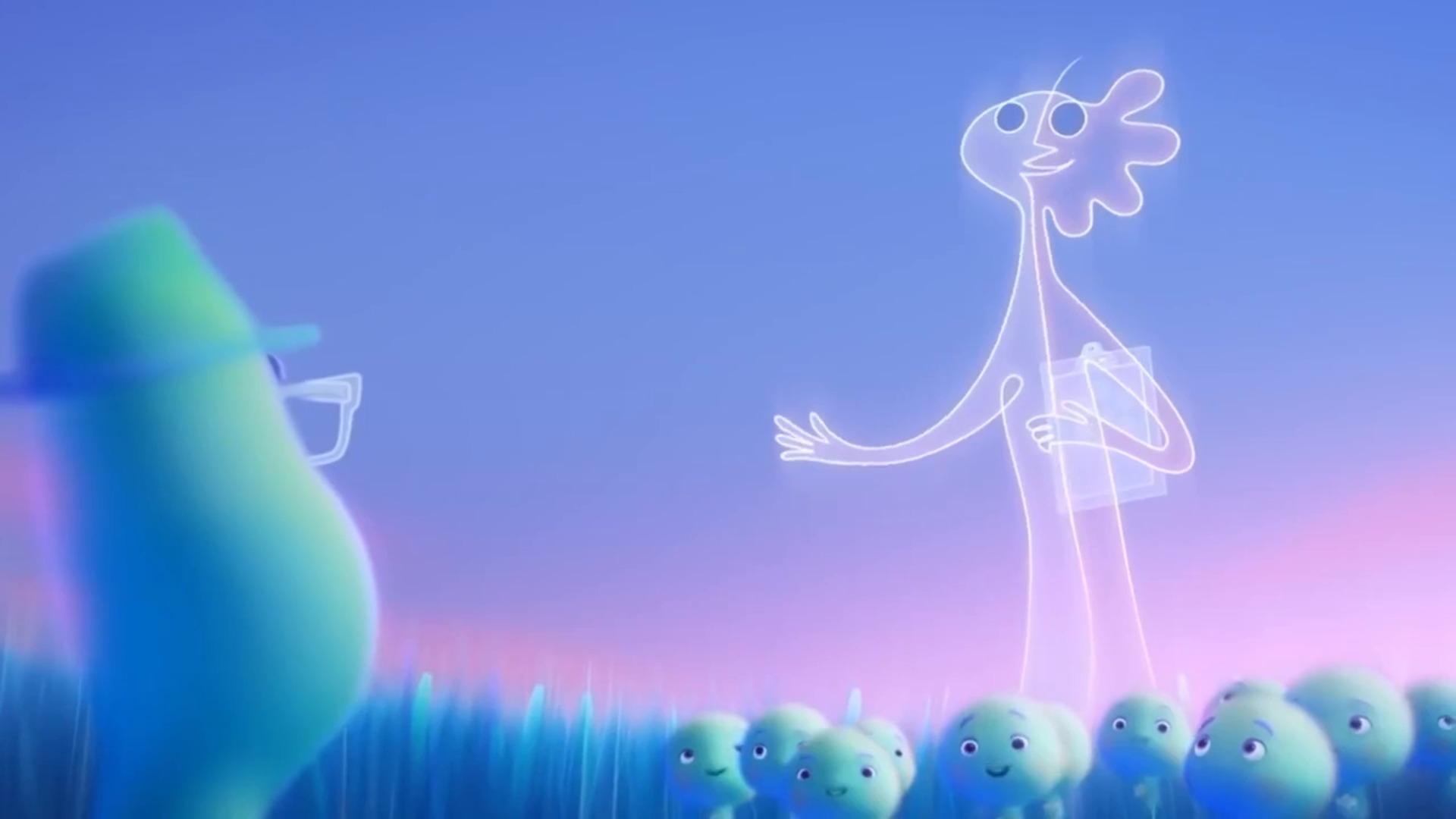 Soul, de Pixar y Disney