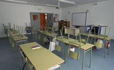 Continúan al alza el número de aulas cerradas en Euskadi por casos de Covid