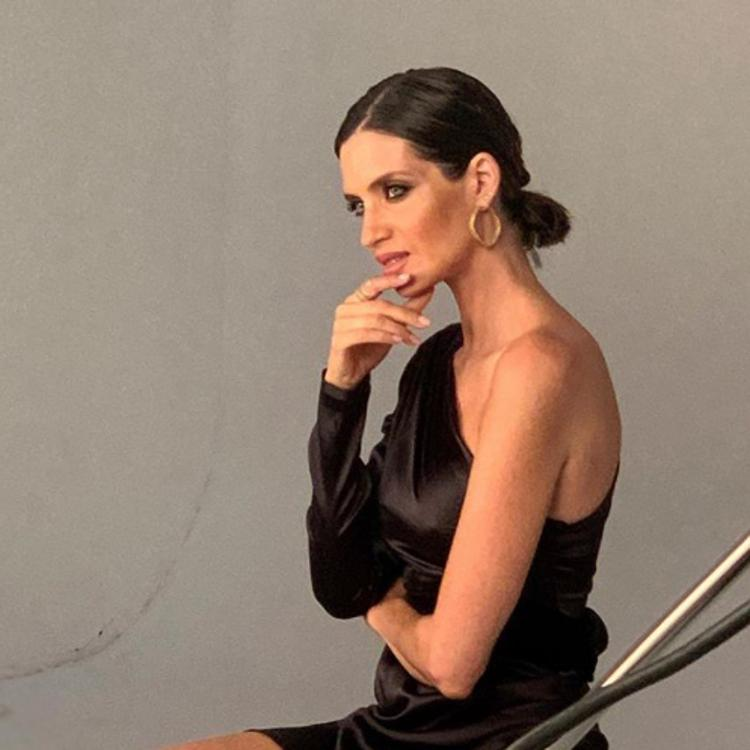 Sara Carbonero revela las claves que utiliza su maquilladora para dar protagonismo a la mirada