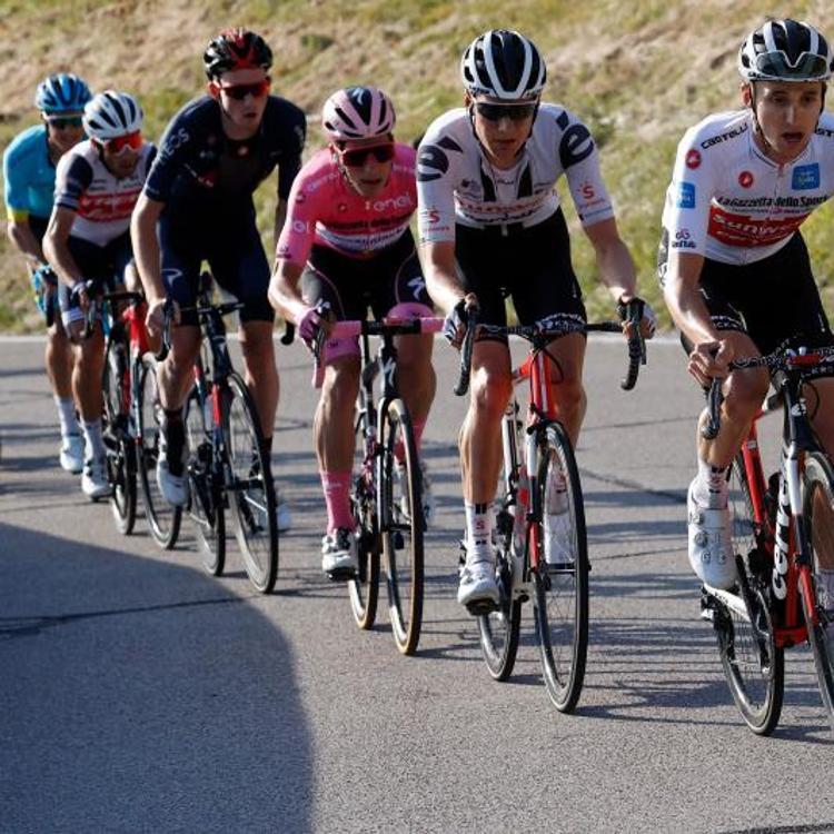 La decimoctava etapa del Giro, en directo