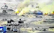 El Polisario declara la guerra a Marruecos