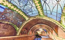 «Rafael Guastavino llevó la belleza de las cúpulas valencianas a Nueva York»