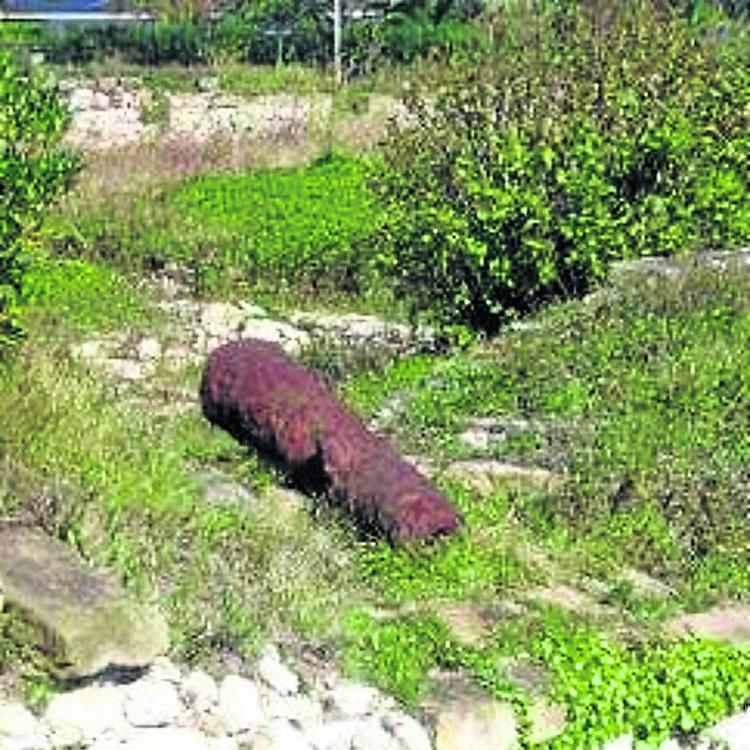 La Diputación afirma que los cañones de La Galea datan del siglo XIX