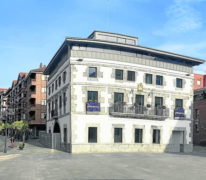 El recurso de una empresa retrasa la apertura de la nueva casa de cultura de Arrigorriaga