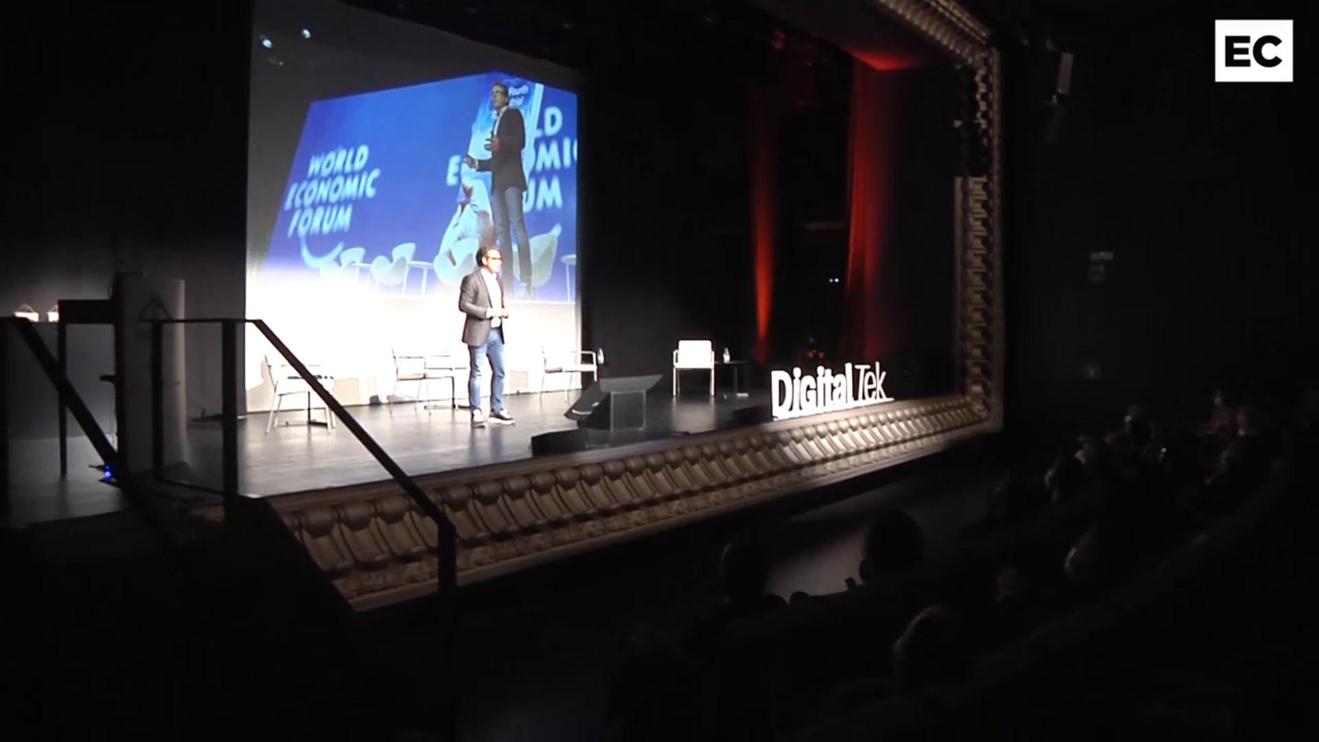 Digitaltek, una jornada para abordar los procesos de digitalización