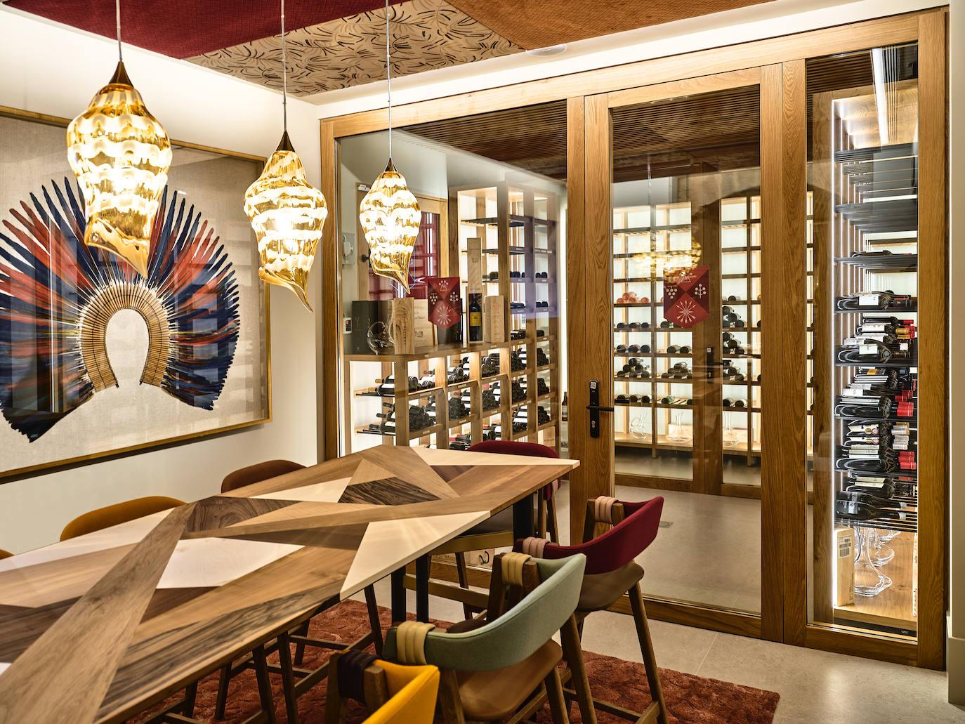 Fotos: El lujo de los Rothschild en el hotel Palacio de Samaniego | El  Correo