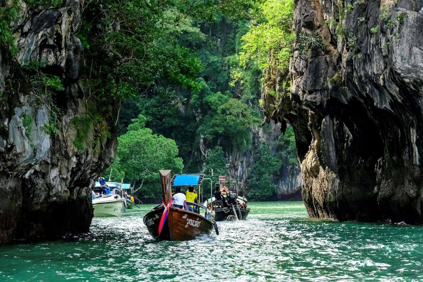 La pandemia, una tregua para las tribus de Tailandia amenazadas por el turismo