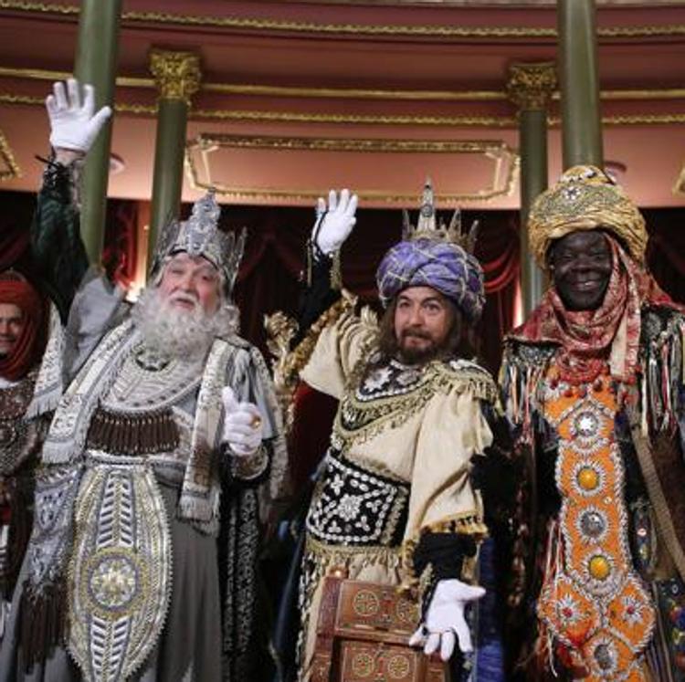 Los Reyes Magos recibirán a los niños de Getxo durante tres días con cita previa, aunque no haya Cabalgata