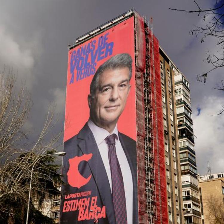 Aplazadas las elecciones a la presidencia del Barça