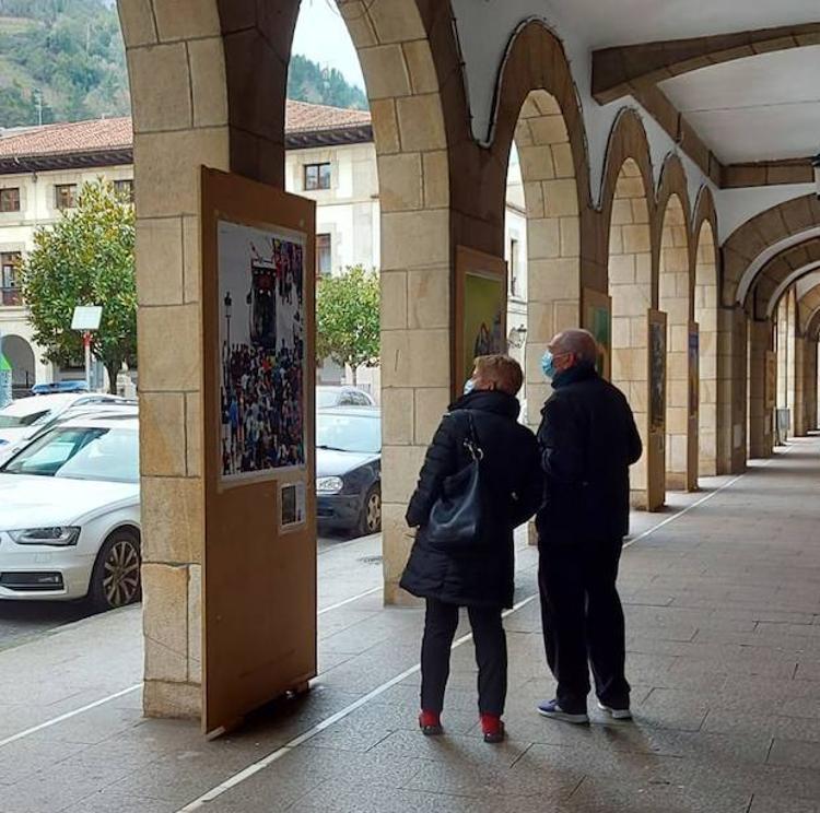 Gernika saca el arte a la calle