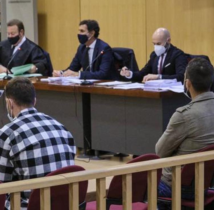 Enrich y Luna, condenados a dos años de prisión por el vídeo sexual