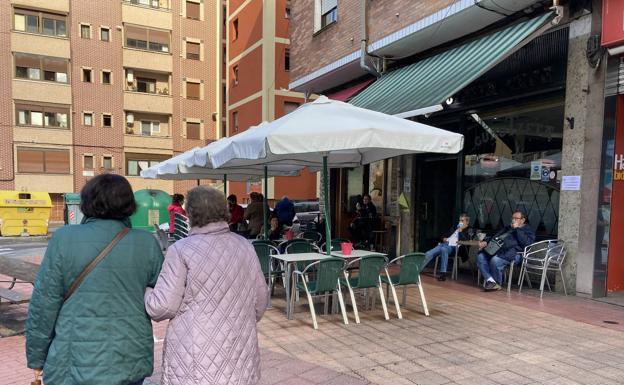 Barakaldo eximirá a la hostelería del pago de las terrazas durante todo el 2021