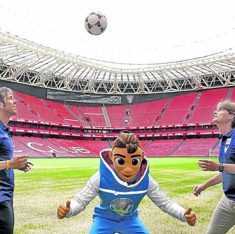 La UEFA reitera su compromiso de celebrar la Eurocopa en las 12 sedes