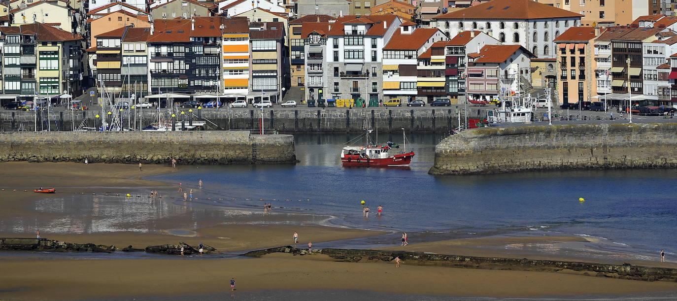 Puertos reforzará el muelle sur de Lekeitio y reordenará la dársena de cara a verano