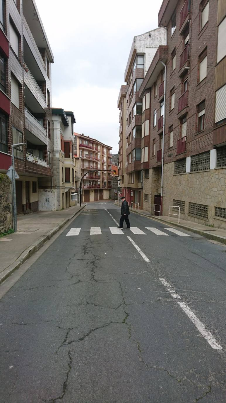Mundaka mejorará la seguridad vial en el acceso a la localidad por Raimundo Abaroa