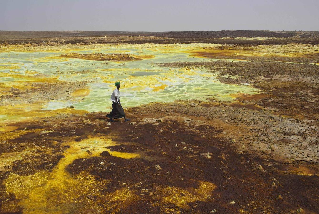 Los lugares en la naturaleza más peligrosos del mundo